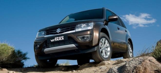 Lanzamiento. Suzuki presenta la nueva versión de la Nueva Grand Vitara, el SUV mediano con tracción 4WD