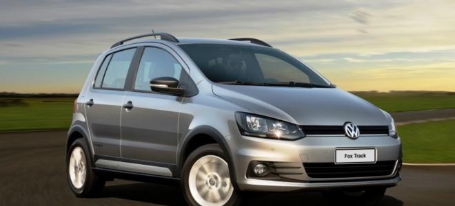 Lanzamiento. Volkswagen ofrece en la Argentina el Fox Track, una versión 5 puertas con estética off-road