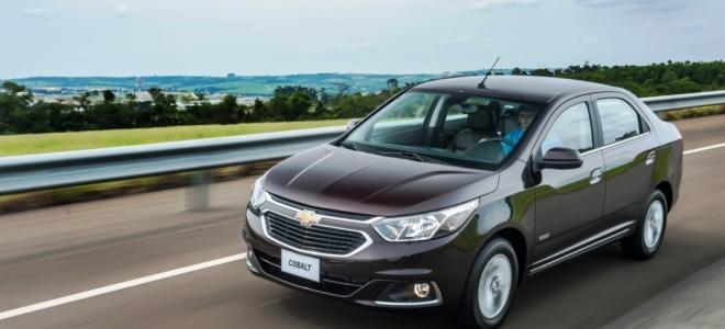 Lanzamiento. Chevrolet presenta el rediseño del Cobalt, el sedan compacto con el mismo motor naftero de 105 CV
