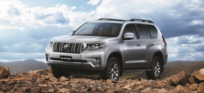 Lanzamientos. Toyota Argentina lanza la Land Cruiser Prado, la SUV grande de 7 asientos, con motor de 275 caballos