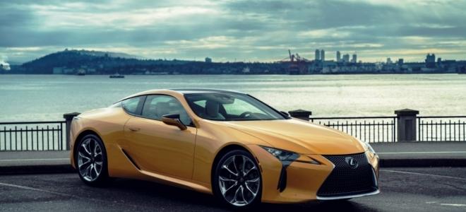 Lanzamiento. Lexus Argentina presenta la coupé LC 500, con elevado equipamiento y motor naftero de 477 caballos