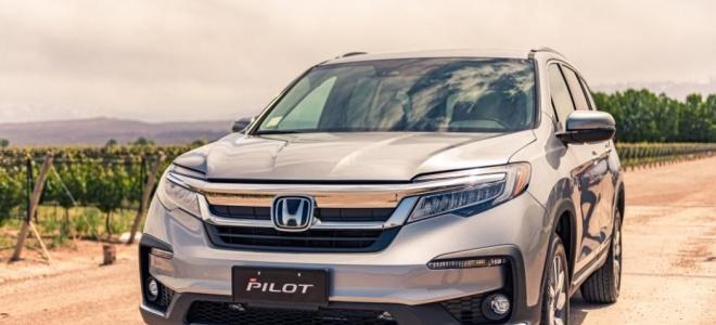 Lanzamiento. Se presenta en nuestro mercado la nueva Honda Pilot, con capacidad para 8 pasajeros y motor de 280 CV