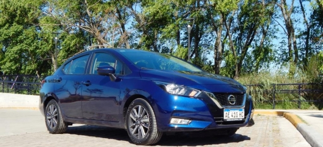 Nissan Versa a prueba. La lucidez en un automóvil compacto, con muy buen equipamiento, tecnología y un motor rendidor