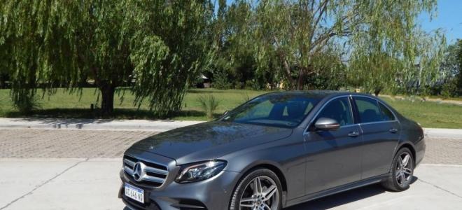 Mercedes-Benz Clase E, a prueba. La décima generación del sedan premium de la casa de la estrella mejorado en todos los aspectos