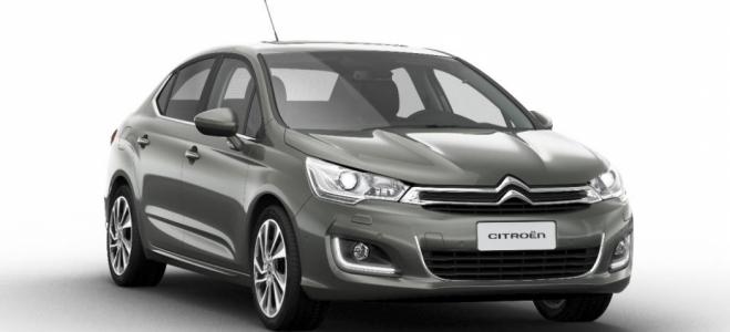 Lanzamiento. Citroën Argentina presenta cambios, agregados de seguridad y tecnología en el sedan mediano C4 Lounge