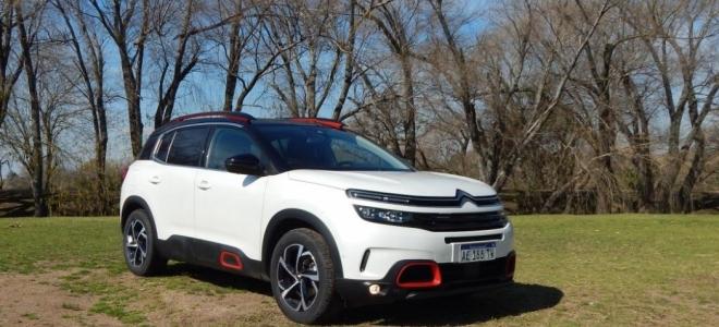 Citroën C5 Aircross, a prueba. Confortable, con buen equipamiento, espacios, tecnología de punta y seguro para la familia