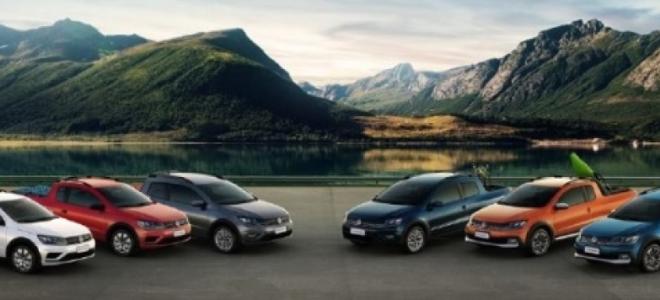 Lanzamiento. Volkswagen presenta en la Argentina la nueva gama de utilitarios Saveiro, con motores naftero de 101 y 110 caballos de fuerza