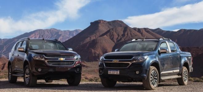 Lanzamiento. Chevrolet presenta la pickup mediana S10 y la SUV Trailblazer, en versiones de motor turbodiesel de 200 CV