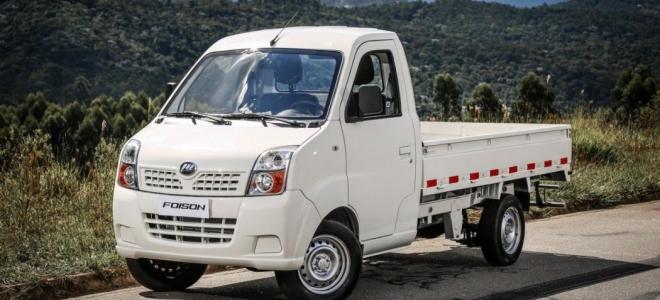 Lanzamiento. Lifcar Argentina presenta el nuevo Lifan Foison Truck, el flamante utilitario compacto de la marca china