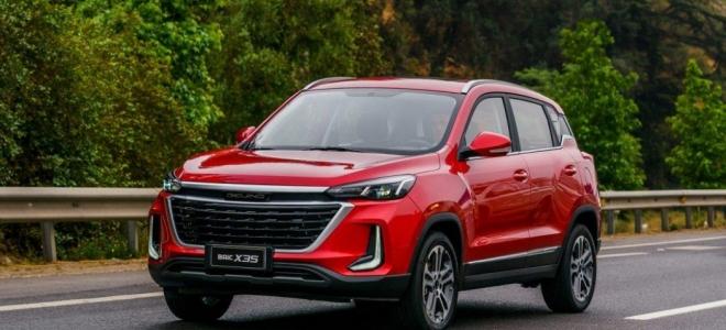 Lanzamiento. BAIC presenta en nuestro mercado el SUV chico X35, ofrece nuevo diseño exterior e interior y mismo motor de 115 CV