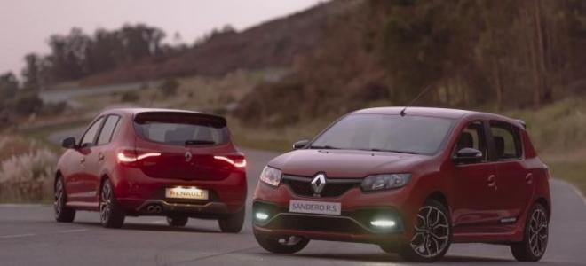 Lanzamiento. Renault Argentina presenta el Sandero R.S 2.0, con motor de 145 caballos y detalles deportivos