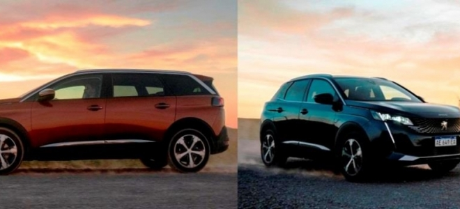 Lanzamiento. Peugeot Argentina presenta el rediseño de los SUV 3008 y 5008, con gran equipo y tecnología y los mismos motores