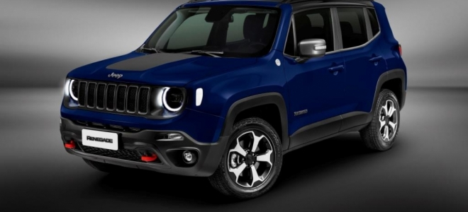 Lanzamiento. Jeep presenta en nuestro mercado el Renegade 2019, con retoques de diseño y agregado de tecnología y seguridad