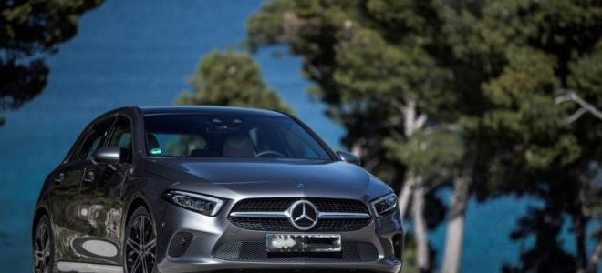Mercedes-Benz Clase A, a prueba. Tecnología y calidad en el interior como para disfrutar del dinamismo y el confort