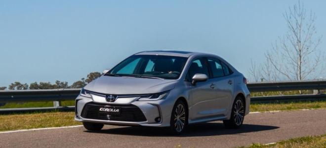 Lanzamiento. Toyota presenta la nueva generación del Corolla 2020, con una flamante versión Híbrida