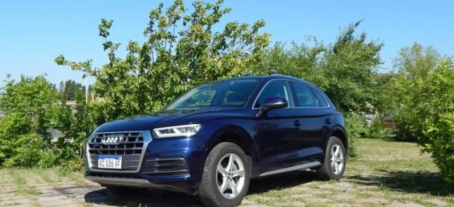 Audi Q5, a prueba. El Utilitario Deportivo compacto, que en la segunda generación, muestra un crecimiento en todos los aspectos