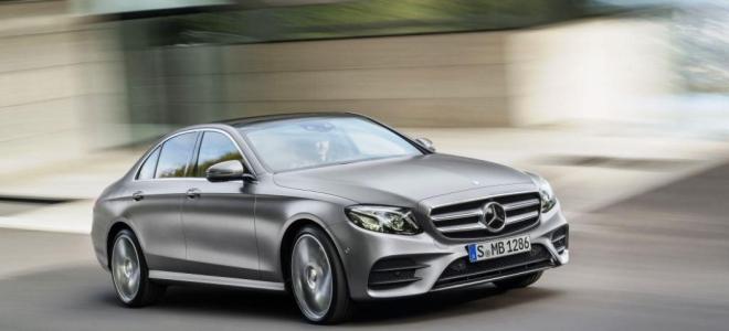 Lanzamiento. Mercedes-Benz presenta en la Argentina la nueva generación del Clase E, con motor naftero de 333 CV. Video