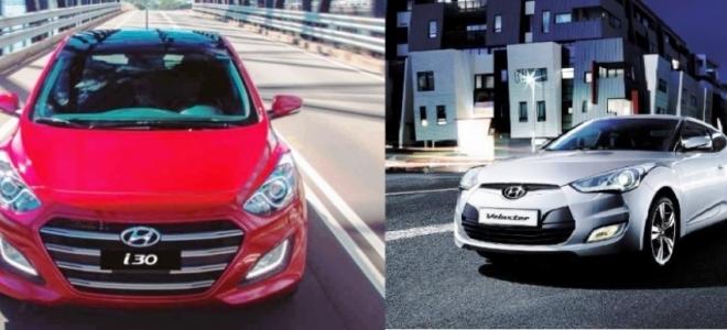 Lanzamiento. Hyundai Argentina presenta los modelos 2017 del hatchback i30 y la coupé Veloster. Video del i30