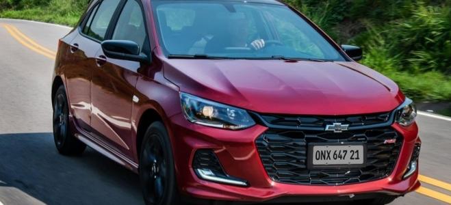 Lanzamiento. Chevrolet Argentina presenta las versiones LTZ y RS del Onix, con el motor de 1 litro y 116 caballos