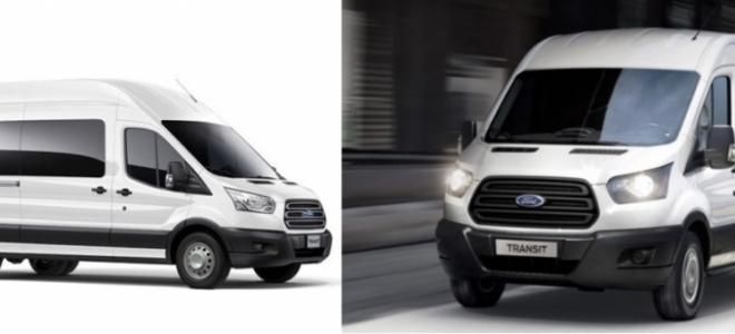 Lanzamiento. Ford Argentina presenta dos nuevas versiones de la Transit; la Van Mediana y la MiniBus, con capacidad 17+1, ambas con motor Puma