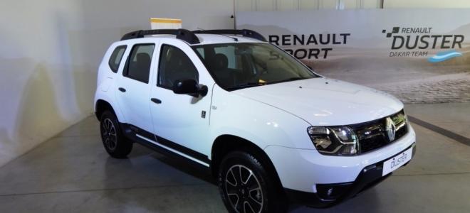 Lanzamiento. Renault Argentina presentó el Duster Serie Limitada Dakar, con motor de 143 caballos y tracción 4x2 o 4x4