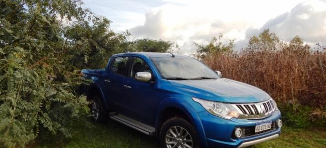 Mitsubishi L200 a prueba. Una pickup con calidad de vanguardia, buen funcionamiento y tecnología para disfrutar