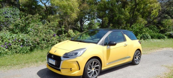 DS 3 a Prueba. Pequeño tamaño, en un vehículo que brinda grandes sensaciones deportivas y de calidad interior