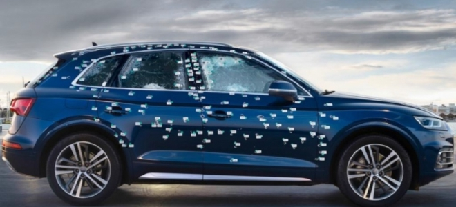 Lanzamiento. Audi presenta en la Argentina el Q5 Security, el primer auto de la marca blindado en fábrica, con el naftero de 252 caballos