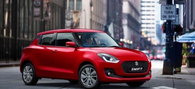Lanzamiento. Suzuki presenta en la Argentina la cuarta generación del Swift, con motor naftero de 85 CV de potencia. Mirá el Video