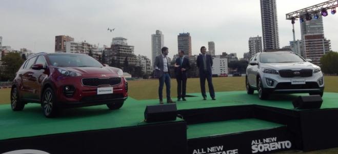 Lanzamiento. Kia Argentina presenta en nuestro mercado los nuevos Utilitarios Deportivos Sportage y Sorento