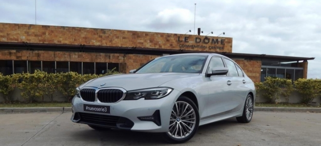 Lanzamiento. Presentan en la Argentina la séptima generacion del BMW Serie 3, con motor naftero de 258 caballos de fuerza