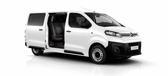Lanzamiento. Citroën Argentina presenta la versión Mixta de la Jumpy, con capacidad de hasta 6 pasajeros y motor HDi de 115 CV. Video