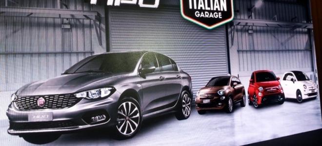 Lanzamiento. Fiat presenta el Tipo, el sedan mediano, con motor naftero EtorQ de 1.6 litros que entrega 110 caballos