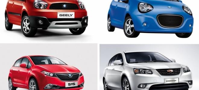 Lanzamiento. La marca china Geely ingresa en nuestro mercado con la presentación de tres modelo en cinco versiones