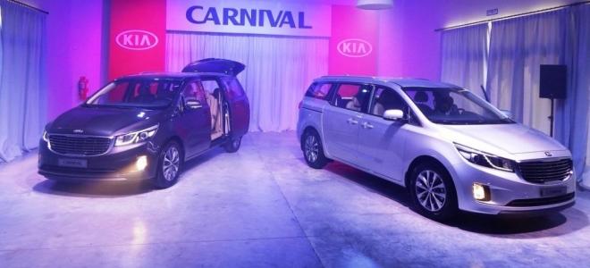 Lanzamiento. Kia Argentina presenta en nuestro mercado la tercera generación de la Carnival. Mirá el video