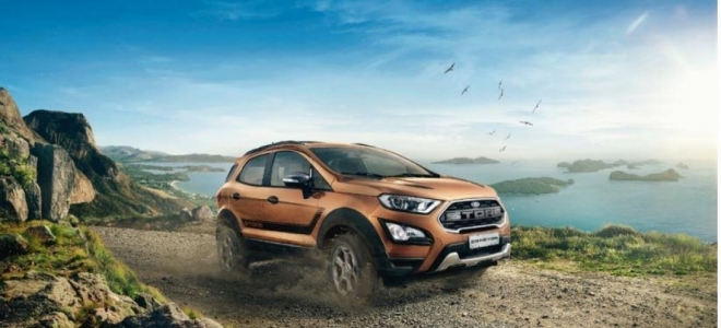 Lanzamiento. Ford presenta en la Argentina la versión Strom de la EcoSport, con detalles de diseño interior y exterior, y motor de 170 CV