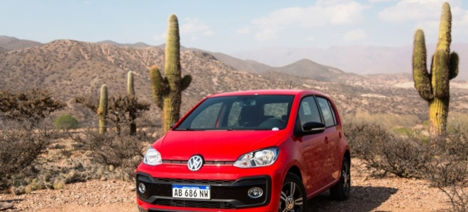 Lanzamiento. Volkswagen ofrece en nuestro mercado la nueva gama del up!, con motor de 101 caballos