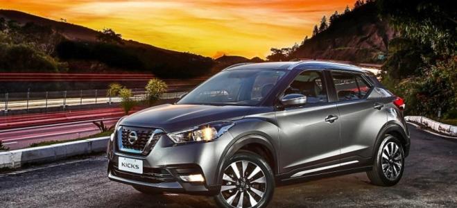 Lanzamiento. Nissan ofrece el Kicks, el crossover producido en Brasil, que llega con más tecnología en el equipamiento
