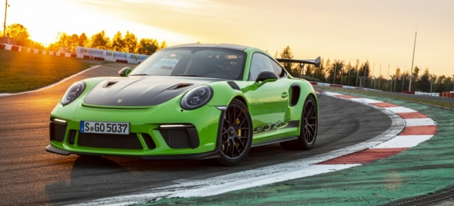 Lanzamiento. Porsche presenta en la Argentina el 911 GT3 RS, con renovado equipo y el motor Bóxer naftero de 500 caballos de potencia