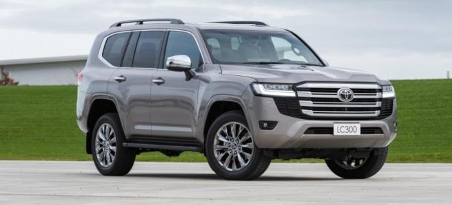 Lanzamiento. Toyota ofrece la nueva SUV de lujo Land Cruiser 300, con 7 asientos, alta tecnología y motor TD de 304 CV