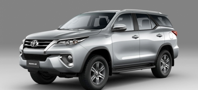 Lanzamiento. Toyota Argentina presenta el Utilitario Deportivo SW4 SR, con capacidad para cinco pasajeros