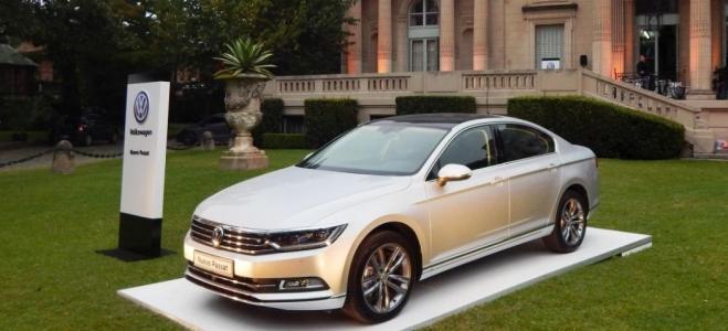 Lanzamiento. Volkswagen Argentina realizó la presentación del nuevo Passat en versión R-Line y Highline