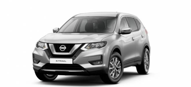Lanzamiento. Nissan Argentina ofrece la entrada de gama de la X-Trail, SUV mediana, con motor de 170 caballos