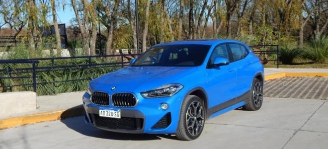 BMW X2, a prueba. El crossover deportivo con gran practicidad, muy buen equipamiento y un rendidor motor