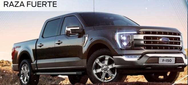 Lanzamiento. Ford presenta en nuestro mercado la pickup F-150, con novedades tecnológicas, de diseño y motor de 400 CV