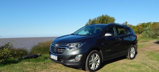 Chevrolet Equinox, a prueba. Notable calidad, confort interior y tecnología para disfrutar en familia