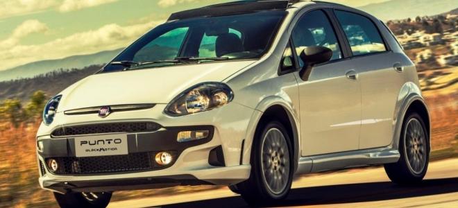 Lanzamiento. Fiat presenta en la Argentina una versión especial denominada Punto Blackmotion