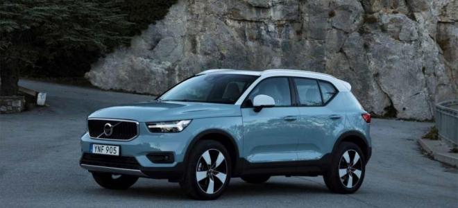 Lanzamiento. Volvo ofrece en nuestro mercado el nuevo XC40, primer SUV compacto, con motores nafteros de 190 y 247 caballos de potencia