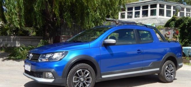 Volkswagen Saveiro Cross, a prueba. Una pickup compacta de buen diseño, equipamiento completo, motor rendidos y adaptada para la aventura