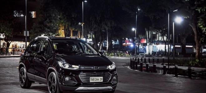 Lanzamiento. Chevrolet presenta la Tracker versión Midnight, con novedades en el equipo y el mismo motor de 140 CV